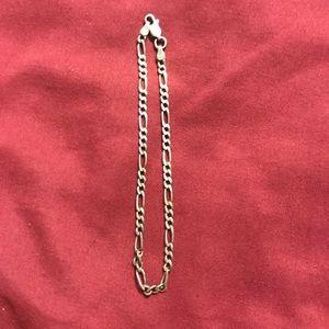 Jewelry - Figaro chain bracelet